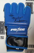 Tom Erikson Signed Replica Pride FC Fight Glove BAS Beckett COA K-1 Autograph 8