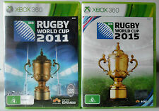 Rugby World Cup 2011 and Rugby World Cup 2015 Microsoft Xbox 360