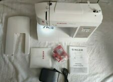 Singer Brilliance 6180 Portable Electric Sewing Machine Digital LCD & Foot Pedal
