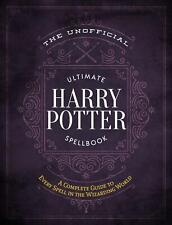 The Unofficial Ultimate Harry Potter Spellbook Media Lab Books