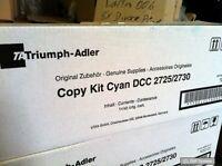 UTAX (Triumph-Adler)  Toner Cyan für DCC 2725 / 2730, 12.000 Seiten, 652510011