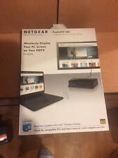 Netgear Push 2TV HD-TV Adapter für Intel Wireless Display PTV2000-Offene Box