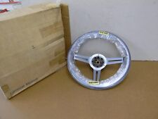NOS OLDSMOBILE 1981 CUTLASS TORONADO DELTA 88 SPORT STEERING WHEEL