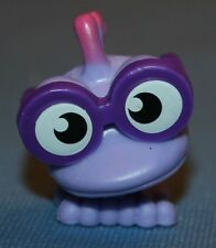 "Disney Pixar Mini-Figure Randy Randal 1 1/8"" Purple Monsters Inc Toy Mini Figure"