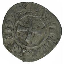 Mittelalter Kreuzritter Pfennig Münzstätte Theben? A47705