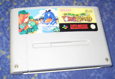 Super Mario World 2 Yoshis Island Super Nintendo SNES Spiel TOP
