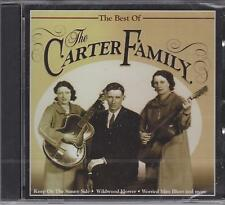 THE BEST OF THE CARTER FAMILY - CD
