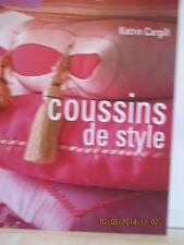 LIVRE  -  Coussins De Style
