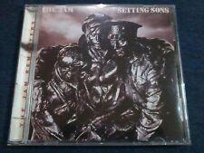 THE JAM - Setting Sons CD New Wave / Paul Weller UK