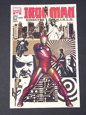 Iron Man #15  Variant  NM 2007 High Grade Marvel Comic