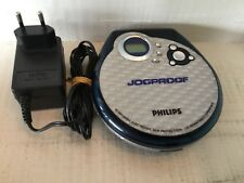 Philips AX3201 - CD Walkman Portable CD music player + power adapter WORKING