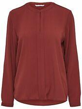 53/4 NEU ONLY Damen Hemd Bluse  Tunika Shirt Top onlABBY SOLID L/S TOP  Gr. 38