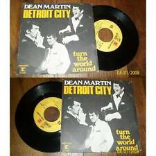 DEAN MARTIN - Detroit City French PS 7' Pop Reprise 1970