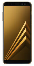 Samsung Galaxy A8 - 32GB - Gold Smartphone (2018 Edition)