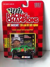 Racing Champions NASCAR 1997 Edition BOBBY LABONTE #18 Diecast Car Toy 1:64