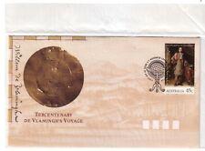 1996 Fdc. Australia. De Vlamingh' Voyage. Joint Issue. Pict.Pmk