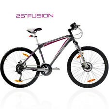 "Reebok Fusion 26inch Ladies Mountain Bike 17"""