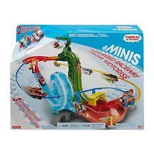 Thomas & Friends Minis Motorized Raceway Track Set 2 Train Engines Official