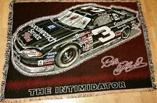 Dale Earnhardt #3 The Intimidator Woven Throw/Blanket The Northwest Co.
