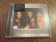 cd album destiny's child this is the remix