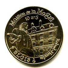 41 BLOIS Maison de la Magie, 10 ans, Robert Houdin, 2008, Monnaie de Paris