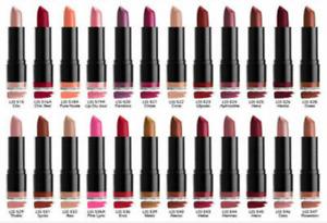 Nyx lip smacking lipsticks Various shades