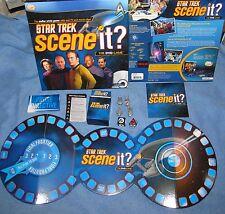 Star Trek Scene It? Dvd Game-2009-Great for Trekkies!