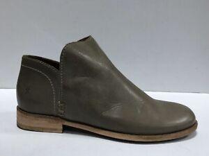Frye Women's Elyssa Shootie, Ankle Bootie-Grey, Size 8.5M.
