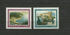 Italy 1974 Tourist Publicity SG 1407-1408 MNH Italia