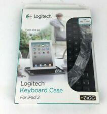 Logitech Keyboard Case for Ipad 2, Ipad (3rd generation).