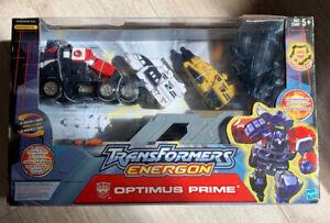 Transformers Energon Optimus Prime 2003