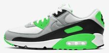 🔥NIKE AIR MAX 90 Lime Neon Green/White/Black/Grey Size 13 SOLD OUT! jordan volt
