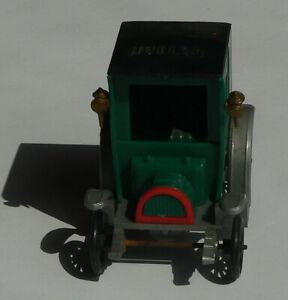 Coupé Renault 1900 - Publicité Huilor - Tacot miniature au 1/43éme environ
