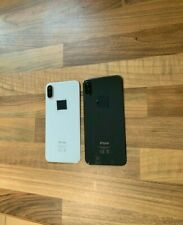 For iPhone X Battery Cover Back Glass Housing Replacement WITH CAMERA LENS