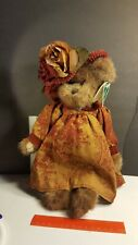 Bearington Collection Rachelle Bear Ltd Series Mint All Tags 1504 14""