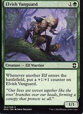 MTG Magic -  Eternal Masters  - Elvish Vanguard - Commune VO