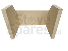 CLEARVIEW VISION 500 VERMICULITE FIRE BRICK SET - P50CR030