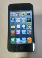 Apple iPod Touch 4th Gen. (A1367)-  Black-  8GB - Battery Issues