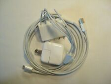 OEM Apple 30 Pin Adapter Cable MB128LL/B Component AV Video Audio IPOD/IPHONE