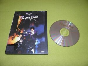 Prince Purple Rain - Lluvia Purpura (Spanish) 1999 IMPORT DVD Dolby Digital PAL