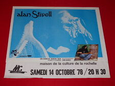 COLL.J. LE BOURHIS AFFICHES Celtic Music / ALAN STIVELL 1978 La Rochelle Rare!