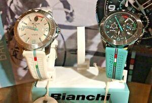 Bianchi Watch Discount Sale Clearance CHRONO timepiece montre orologio reloj de