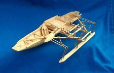 Nukuoro Outrigger Canoe Model