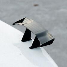 Hot Universal Mini Spoiler Car Rear Tail Decoration Spoiler Wing Carbon Fiber