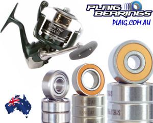 Bearing Kits to suit Shimano Symetre Fishing Reels Stainless Steel or Ceramic