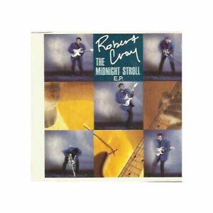 Robert Cray The Midnight Stroll E.P. CD Mercury 1990