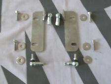 MGF MG F Stainless Bonnet Gas Strut Damper Bracket Kit mgmanialtd.com