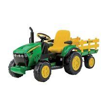 Tractor motorizado Peg Perego John Deere Ground Force [Baterías] IGOR0047