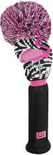 Loudmouth Savage Flamingos Golf Hybrid Headcover