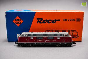 Spur N Roco 23257 - Diesellok BR V200 035 DB //2B_849